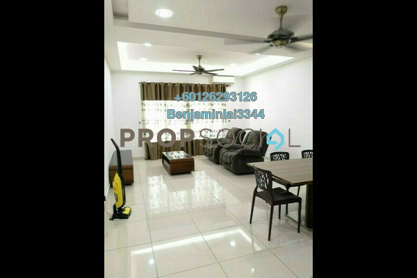 For Rent Condominium at Royal Regent, Dutamas Freehold Fully Furnished 3R/3B 3k