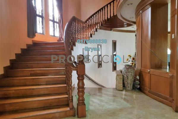 Bungalow For Sale in Bukit Jalil Golf & Country Resort, Bukit Jalil Freehold Fully Furnished 5R/5B 6.3m