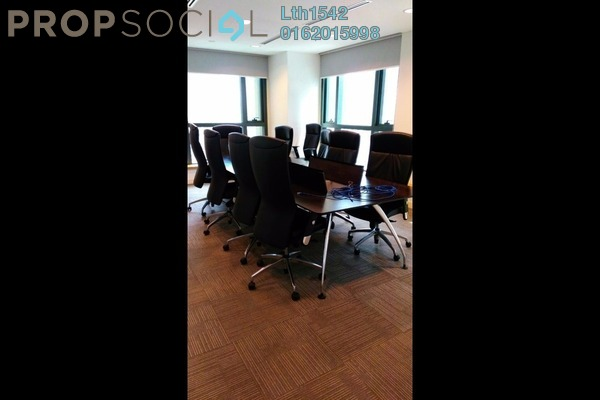 Office For Rent in GTower, KLCC Freehold Fully Furnished 0R/2B 65.7k