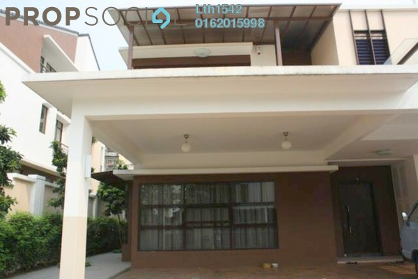 For Sale Semi-Detached at Bayu Segar, Cheras Freehold Fully Furnished 6R/6B 3.8m