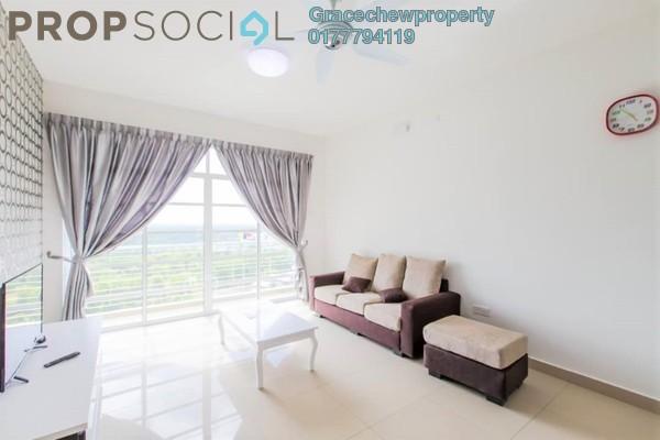 Apartment For Rent in Nusa Heights, Iskandar Puteri (Nusajaya) Freehold Fully Furnished 3R/2B 1.98k