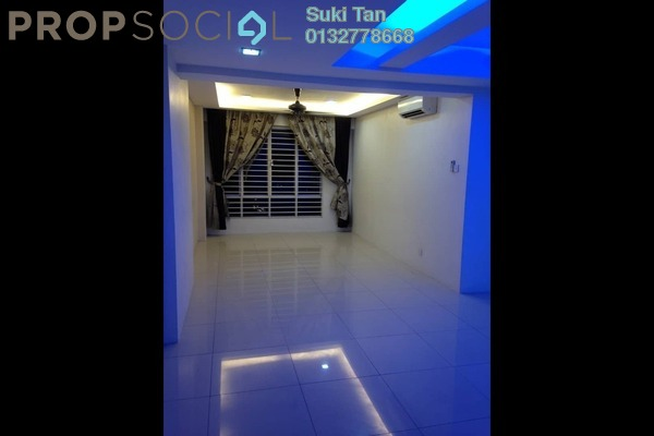 Condominium For Rent in Selayang Point, Selayang Freehold Semi Furnished 3R/2B 1.5k