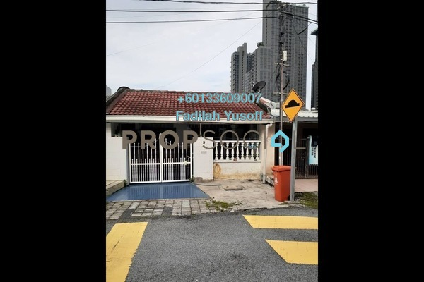 Terrace For Sale in Section 9, Petaling Jaya Freehold Unfurnished 2R/1B 470k