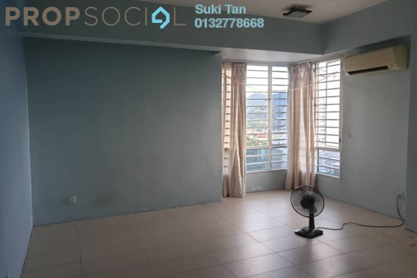 Condominium For Rent in Selayang Point, Selayang Freehold Semi Furnished 3R/2B 1.4k