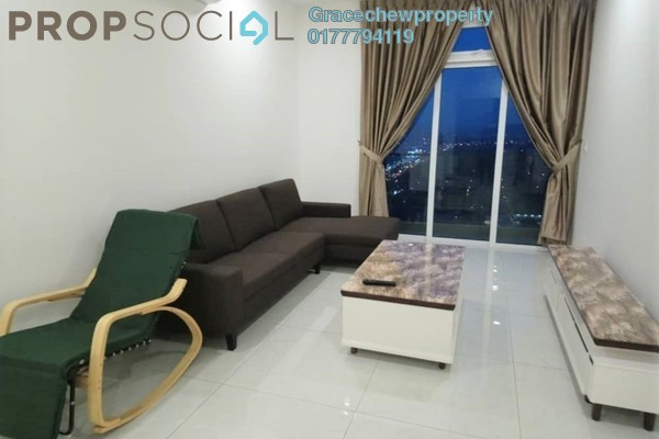 Serviced Residence For Rent in Havona, Tebrau Freehold Fully Furnished 3R/2B 3k