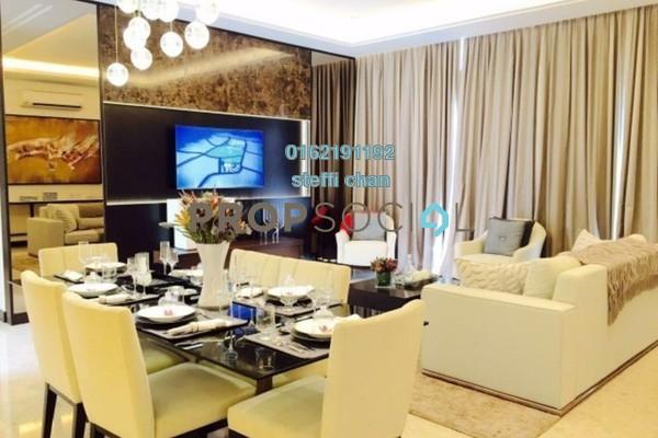 Serviced Residence For Sale in The Park Sky Residence @ Bukit Jalil City, Bukit Jalil Freehold Semi Furnished 2R/2B 740k
