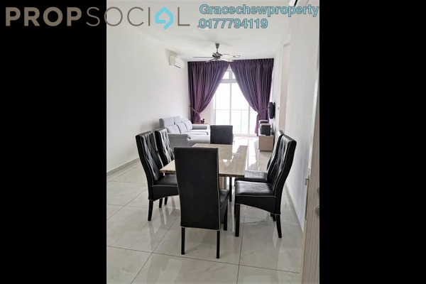 Serviced Residence For Rent in Havona, Tebrau Freehold Fully Furnished 2R/2B 2.1k