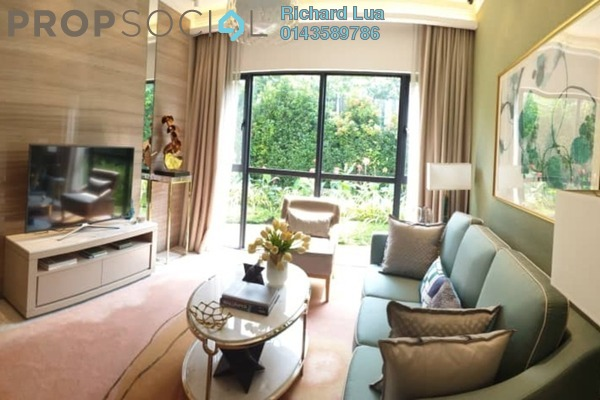 For Sale Serviced Residence at Agile, Bukit Bintang Freehold Semi Furnished 2R/1B 940k