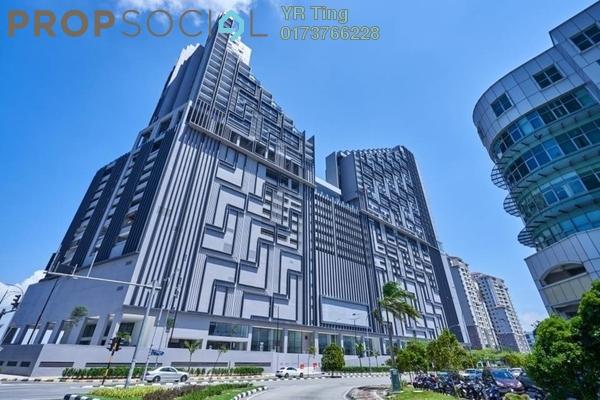 Condominium For Rent in Imperio Residences, Melaka Freehold Fully Furnished 0R/1B 2.2k