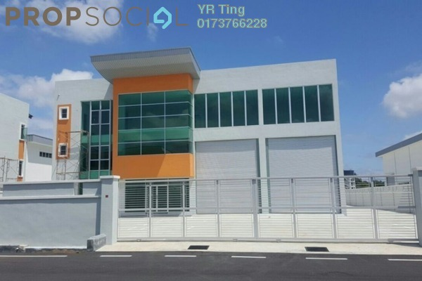 Factory For Rent in Malim Jaya, Batu Berendam Freehold Unfurnished 0R/0B 10k