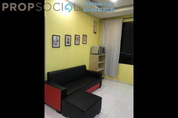Serviced Residence For Rent in The Sky Executive Suites, Bukit Indah Freehold Fully Furnished 1R/2B 1.6k