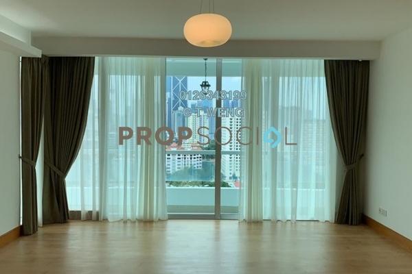 Condominium For Rent in Embassyview, Ampang Hilir Freehold Semi Furnished 4R/6B 10k