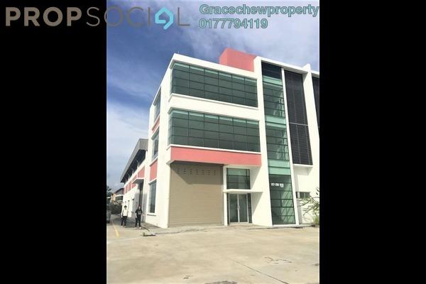 Semi-Detached For Rent in SiLC, Iskandar Puteri (Nusajaya) Freehold Unfurnished 0R/0B 11k