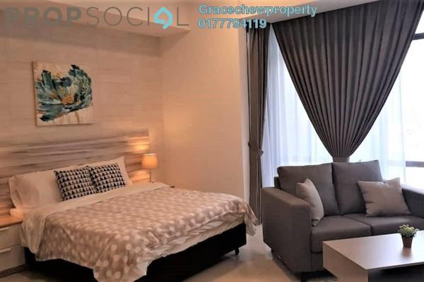 SoHo/Studio For Rent in Grand Medini, Medini Freehold Fully Furnished 0R/1B 1.3k