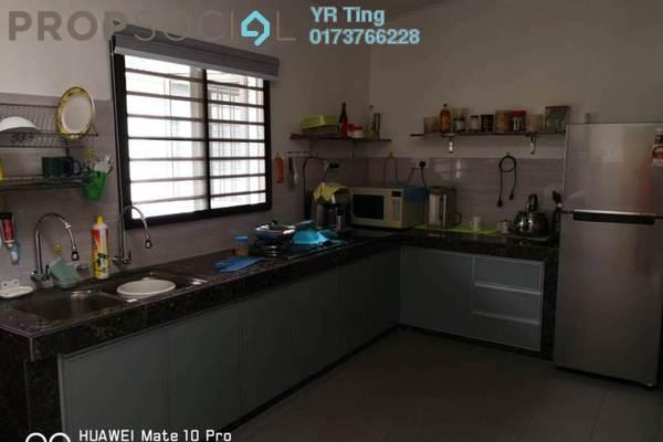 Terrace For Rent in Taman Kerjasama, Bukit Beruang Freehold fully_furnished 3R/2B 1.2k