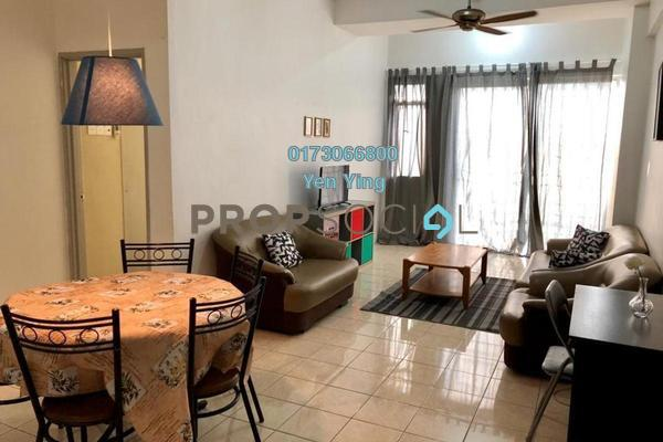 Serviced Residence For Rent in Millennium Square, Petaling Jaya Freehold Fully Furnished 3R/2B 2.4k