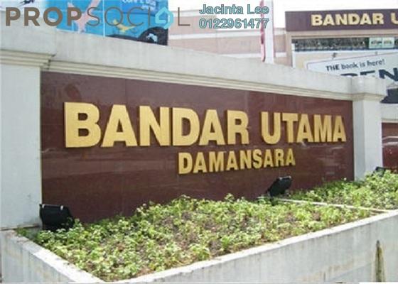 Terrace For Sale in BU11, Bandar Utama Freehold Semi Furnished 4R/3B 912k