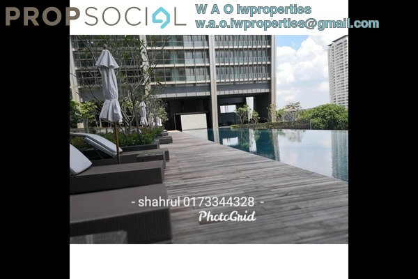 Condominium For Sale in The Fennel, Sentul Freehold Unfurnished 3R/3B 690k
