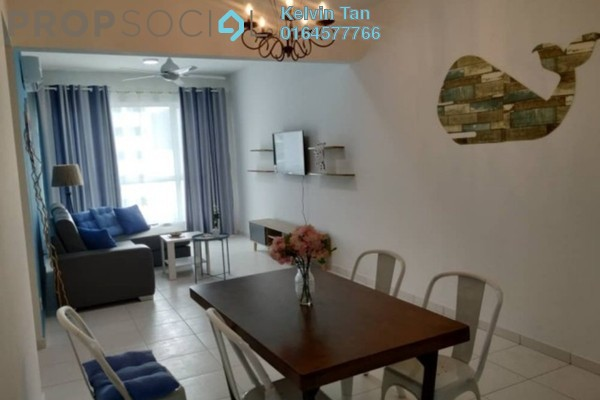 Condominium For Rent in I-Santorini, Seri Tanjung Pinang Freehold Fully Furnished 3R/2B 1.9k