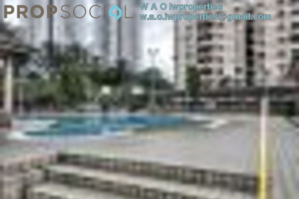 For Sale Condominium at Vista Perdana, Pandan Perdana Freehold Semi Furnished 3R/2B 330k