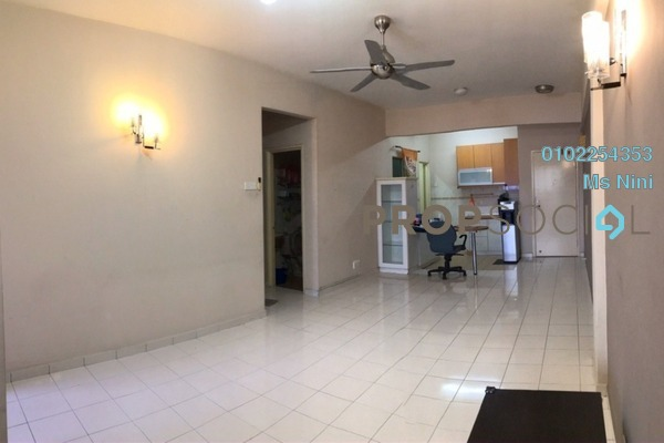 For Sale Condominium at Nilam Puri, Bandar Bukit Puchong Freehold Unfurnished 3R/2B 330k