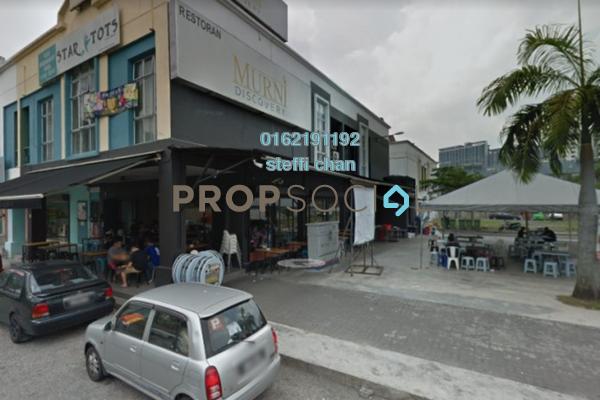For Rent Shop at Jalan Kluang, Ayer Hitam Freehold Semi Furnished 2R/2B 9.3k