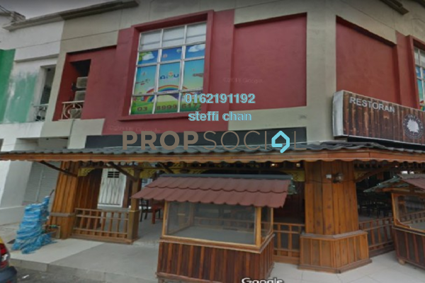 Shop For Sale in Jalan Kluang, Ayer Hitam Freehold Semi Furnished 0R/4B 3.05m