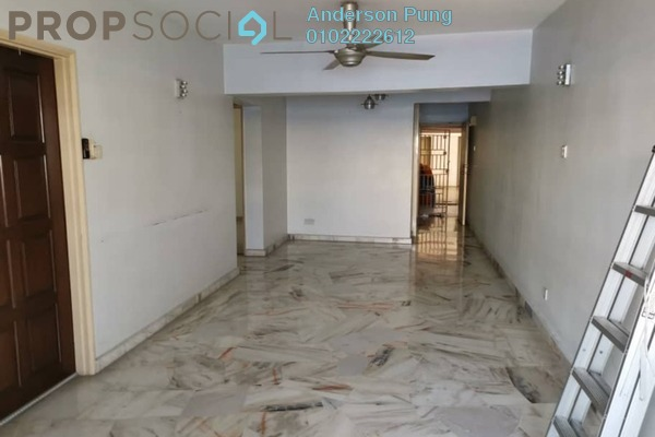 Condominium For Rent in Permai Ria, Jalan Ipoh Freehold Unfurnished 3R/2B 1.2k