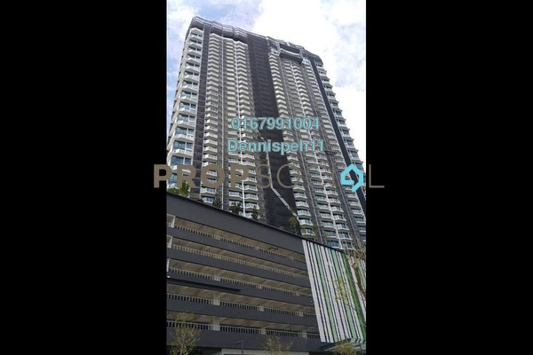 Serviced Residence For Rent in Almãs Suites, Iskandar Puteri (Nusajaya) Freehold Fully Furnished 1R/1B 1.1k
