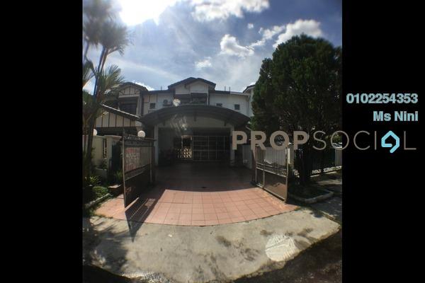 Terrace For Sale in USJ 17, UEP Subang Jaya Freehold Unfurnished 5R/3B 920k