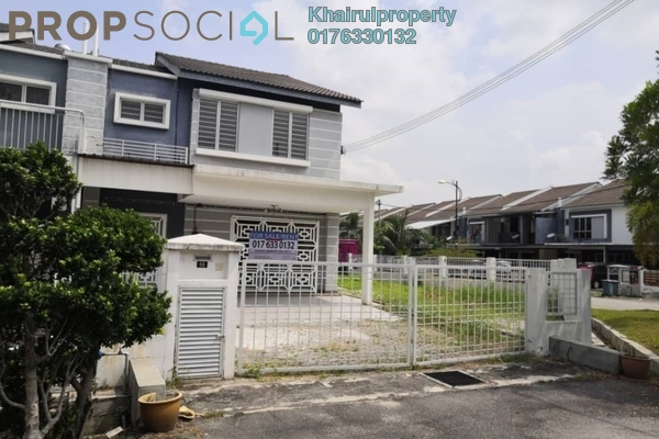 Terrace For Rent in Seri Bangi, Bandar Baru Bangi Freehold Semi Furnished 5R/3B 2.2k