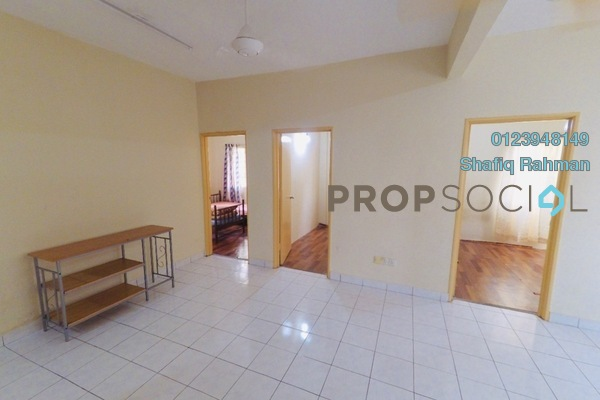 Apartment For Rent in Intana Ria, Kajang Freehold Semi Furnished 3R/2B 1.2k
