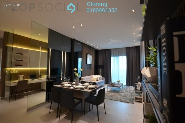 For Sale Condominium at The Goodwood Residence, Bangsar South Leasehold Unfurnished 3R/2B 705k