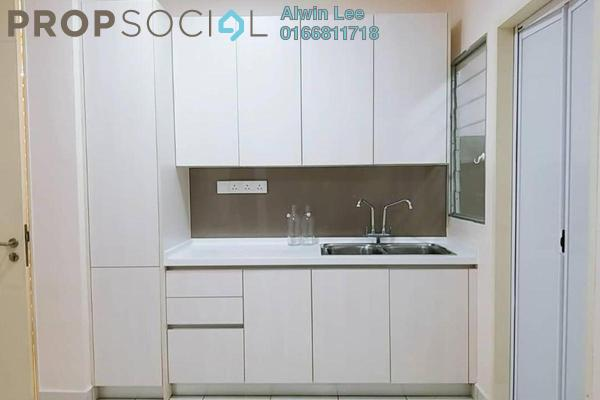 For Sale Apartment at Seri Mutiara, Setia Alam Freehold Semi Furnished 3R/2B 310k