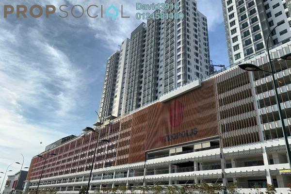 For Sale Serviced Residence at Utropolis Batu Kawan, Batu Kawan Freehold Unfurnished 2R/2B 490k