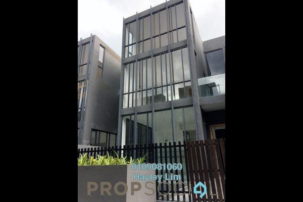 Villa For Rent in Empire Damansara, Damansara Perdana Freehold Unfurnished 4R/5B 4k