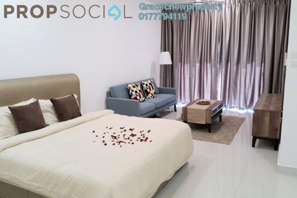 SoHo/Studio For Rent in Teega, Puteri Harbour Freehold Fully Furnished 0R/1B 1.35k