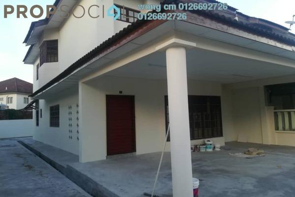 Semi-Detached For Rent in Taman Bukit Permai, Bandar Mahkota Cheras Freehold Unfurnished 4R/3B 2.5k
