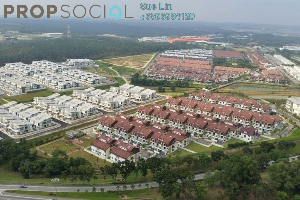 Condominium For Rent in D'Summit Residences, Skudai Freehold Fully Furnished 2R/2B 1.3k