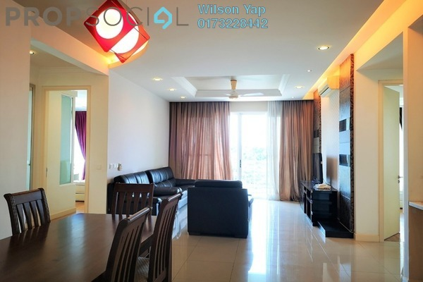 For Rent Condominium at Kiaramas Ayuria, Mont Kiara Freehold Fully Furnished 3R/5B 4.3k
