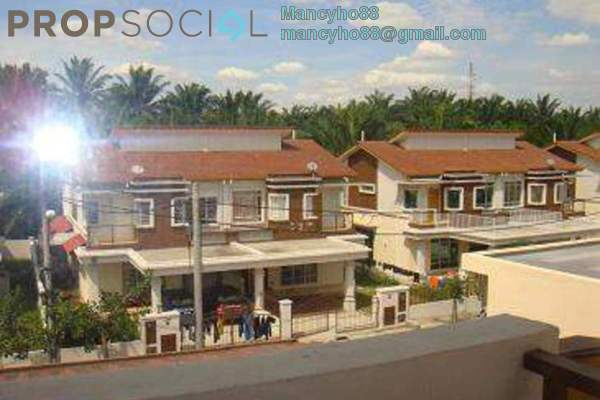 Semi-Detached For Sale in KiPark Puchong, Puchong Freehold Semi Furnished 7R/4B 1.26m
