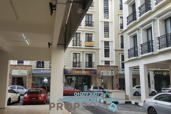 Office For Rent in 3rd Mile Square, Old Klang Road Freehold Unfurnished 0R/2B 2.5k
