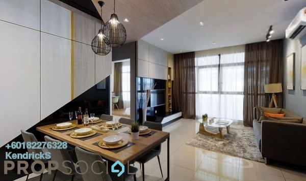 Serviced Residence For Sale in Conezión, IOI Resort City Freehold Semi Furnished 3R/2B 561k