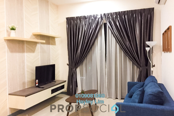 Condominium For Sale in South View, Bangsar South Freehold Fully Furnished 3R/2B 850k