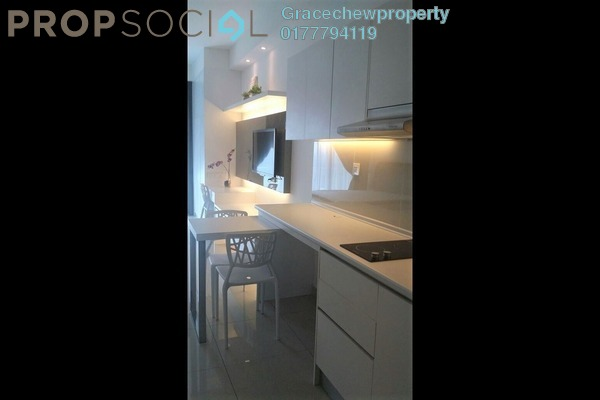 Apartment For Rent in Tebrau City Residences, Tebrau Freehold Fully Furnished 1R/1B 1.08k