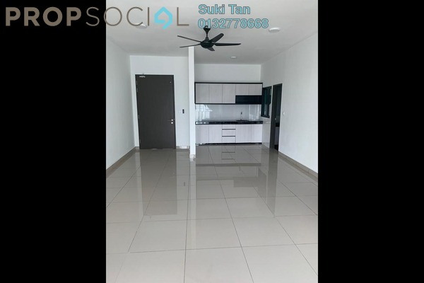Condominium For Rent in The Henge Residence, Kepong Freehold Semi Furnished 3R/2B 1.55k