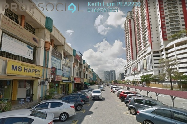 Shop For Sale in USJ 21, UEP Subang Jaya Freehold Fully Furnished 3R/6B 1.9m
