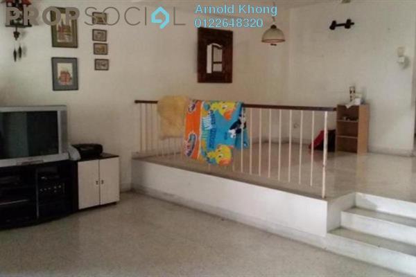 Terrace For Sale in Taman Mutiara Barat, Cheras Freehold Semi Furnished 4R/3B 1.1m