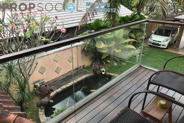 Bungalow For Sale in Jalan Gasing, Petaling Jaya Freehold Semi Furnished 5R/2B 1.9m