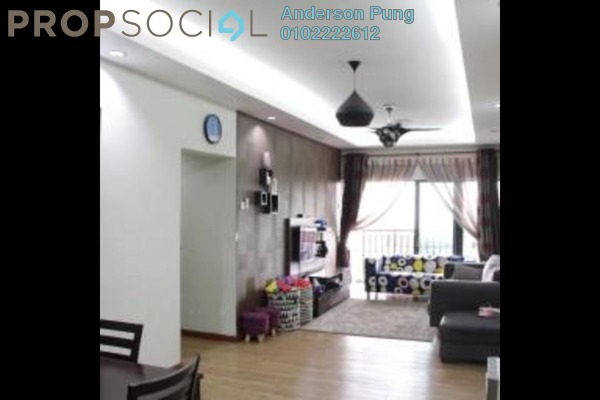 Condominium For Sale in Alam Puri, Jalan Ipoh Freehold Fully Furnished 3R/2B 580k